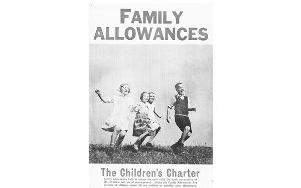 اولین سری چکهای کمک به خانواده    در کانادا صادر شد.