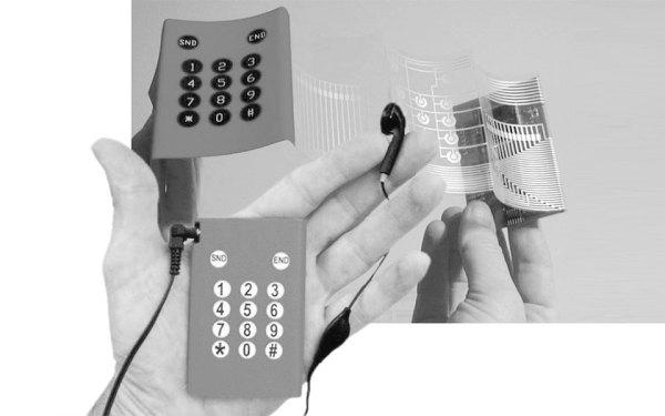 Disposable Cellphone