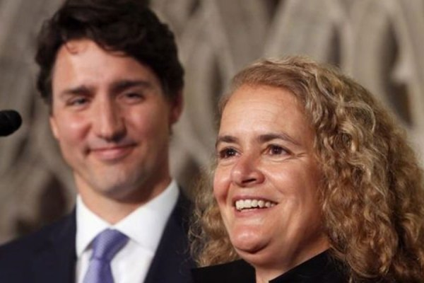 عنوان فرماندار کل جدید کانادا