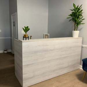 Shape Reception Desk