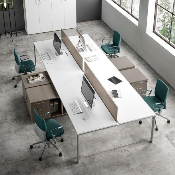 Modern Luxury Workstation Table