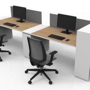 Four Person Workstation