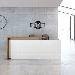 Cozy Reception Desk