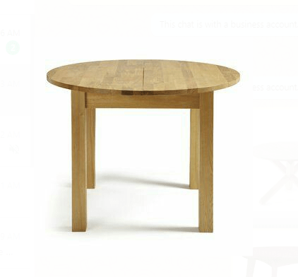 Ikea Round Meeting Table