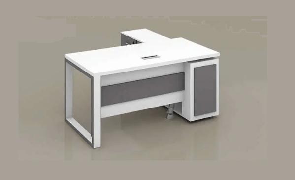 Carbon Steel Executive Desk