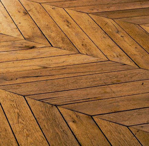 Modern Luxury Wooden Flooring