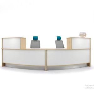 Open Reception Desk