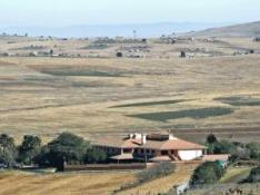 Nelson Mandelas house at Qunu in the Eastern Cape. Picture: Siphiwe Sibeko
