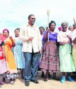 Zindela clan's 60-year-long struggle for their land ends