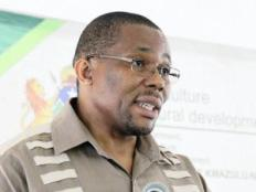 KZN MEC for Agriculture and Rural Development, Cyril Xaba