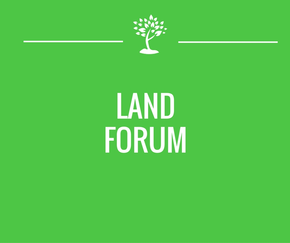 LAND Forum logo