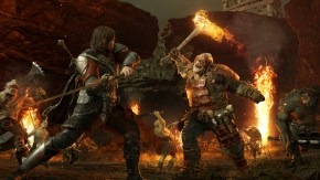 Middle-earth: Shadow of War Gorgoroth Combat