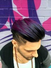 cabelos roxos dicas para