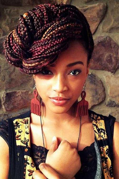 30 Tranas Africanas Rasteira Raiz Nag Como Fazer Passoapasso