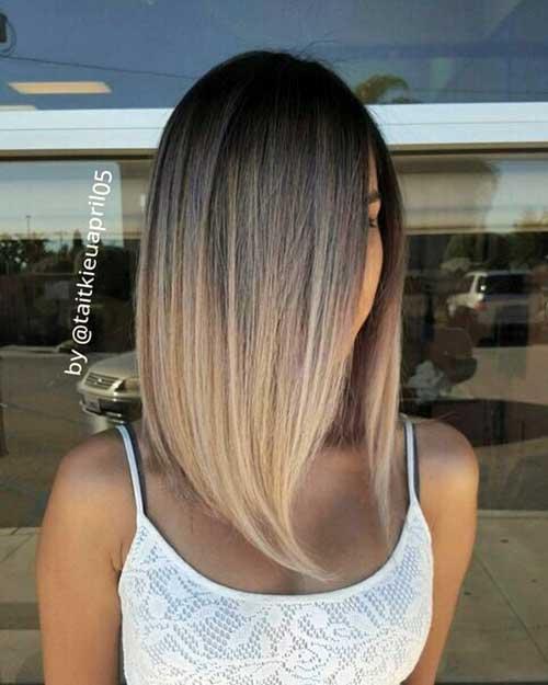 47 Ombr Hair Em Morenas Fotos E Passo a passo Pra Fazer