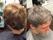cabelos masculinos luzes
