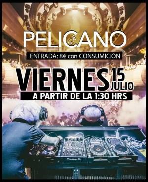 Viernes post concierto 15 Julio
