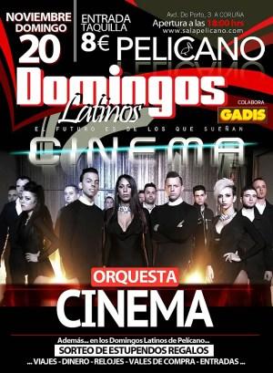Domingos Latinos Cinema