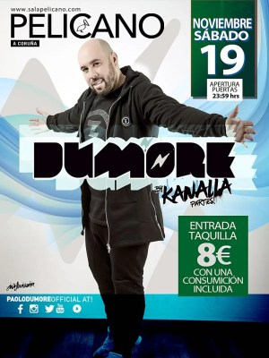 dumore by kanalla parties