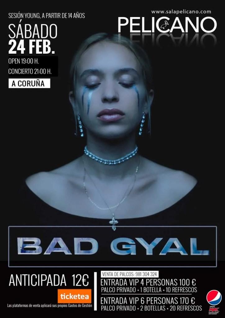 Young People Bad Gyal