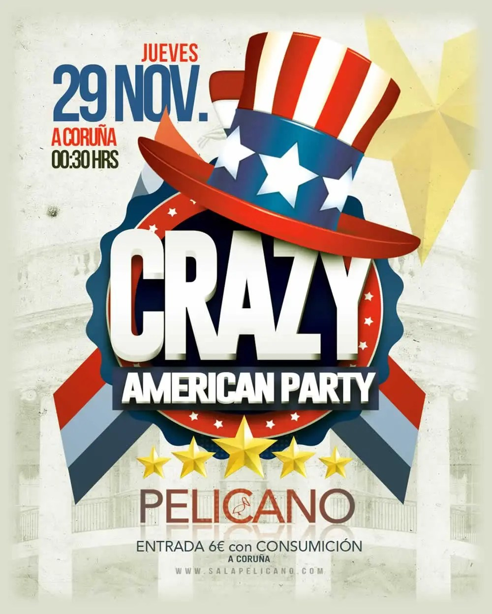 Crazy American Party