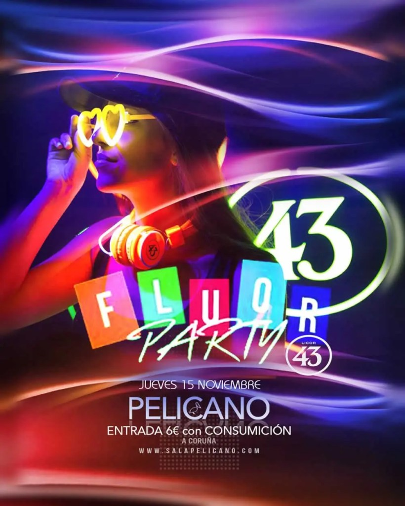 Fluor Party 43