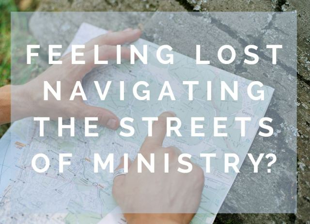 Streets of ministry