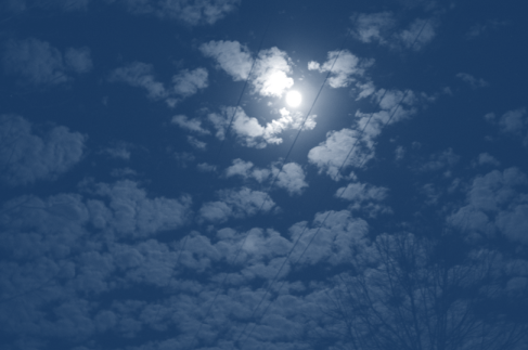 march 31 sky