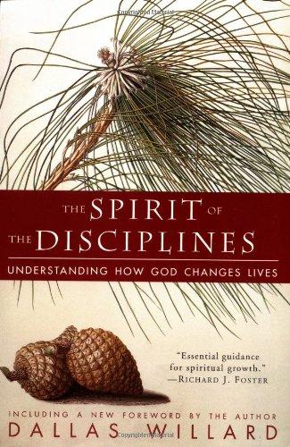 The spirit of discipline - rhegan post