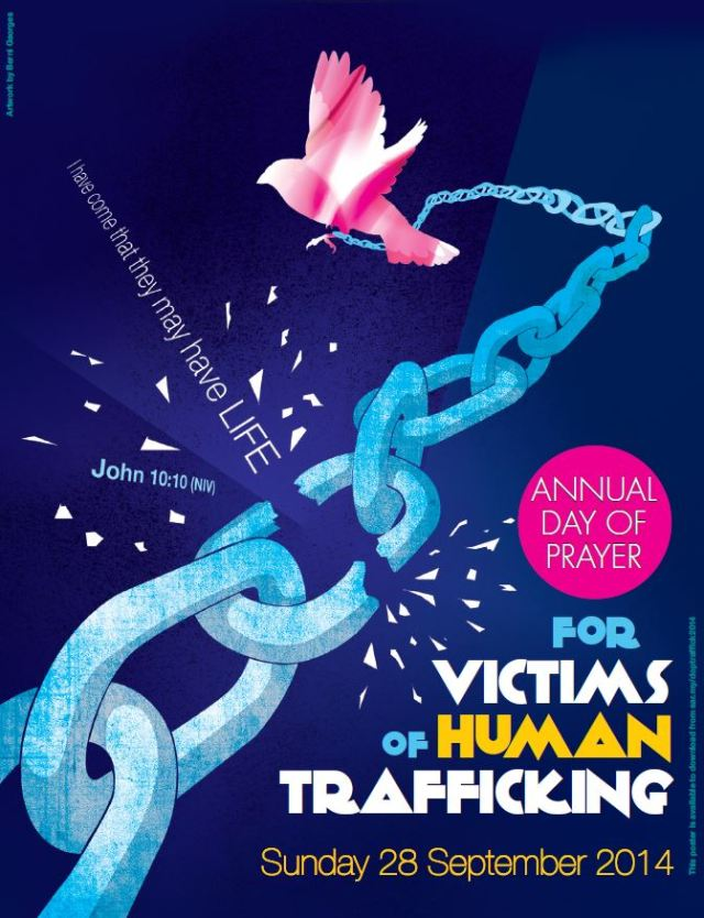2014 annual day of prayer for human trafficking
