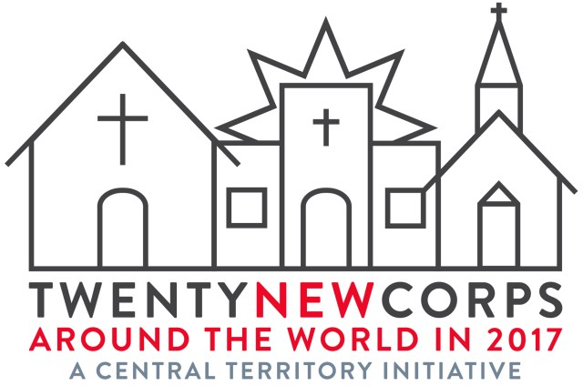 Twenty New Corps Official Logo