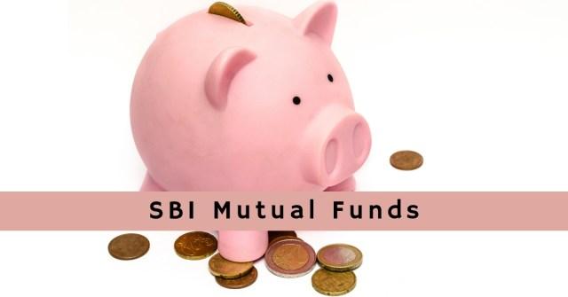 5 Best SBI Mutual Fund Schemes in 2019