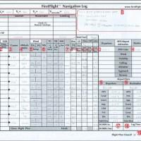 Navigation Log(航法ログ) Part2