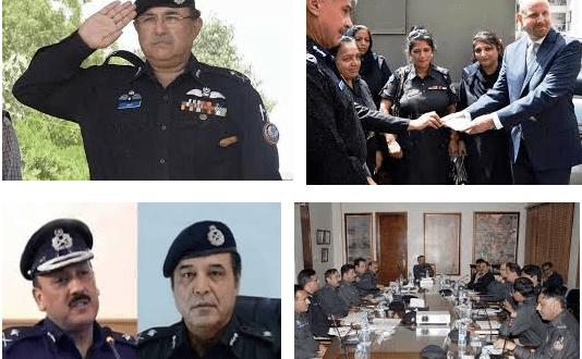 AG sindh police