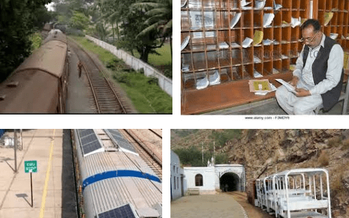 Pakistan Railway Pointsman