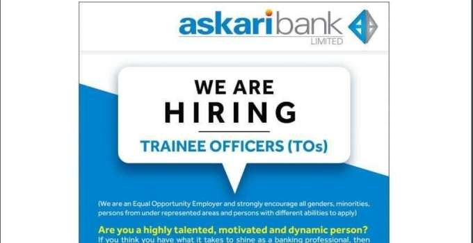 Askari Bank Trainee Officer Salary In Pakistan Pay Scale