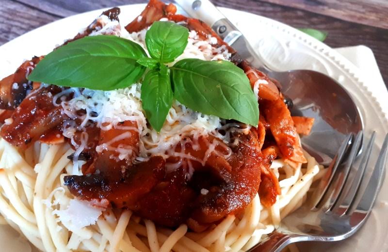 Diétás milánói makaróni recept