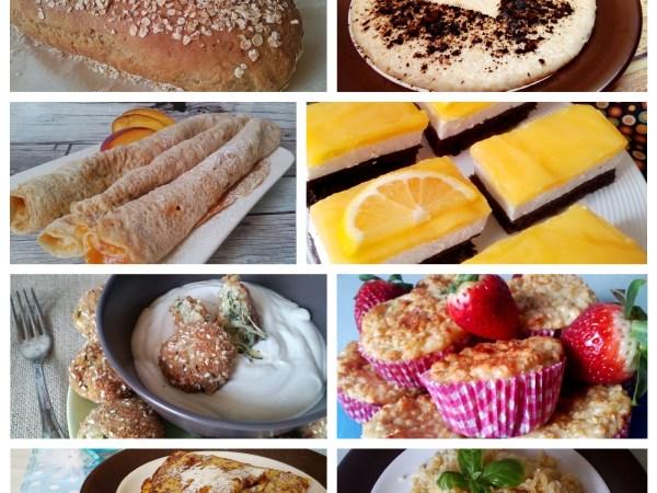 Cukormentes Diétás ételek, receptek képekkel fogyókúrázóknak, életmódváltóknak.