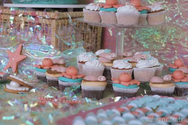 festa-fundo-mar-cupcakes-polvo-concha-salateando