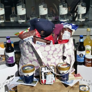 Win an exciting 'boozie' bundle of South west Goodies – NOW CLOSED