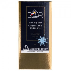 Evening Star A Darker Milk Chocolate