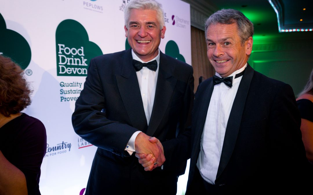 Salcombe Dairy Scoop Food Drink Devon Award