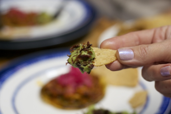 Chapolins no guacamole