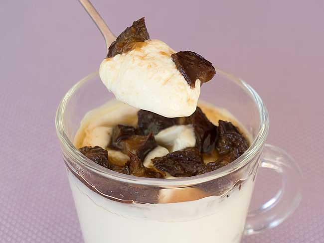 Iogurte grego caseiro