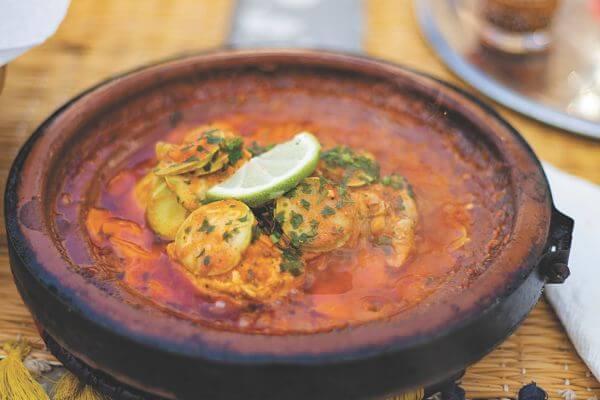 platos tipicos marruecos