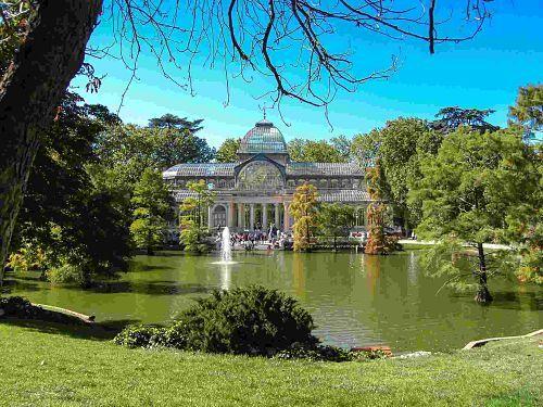 Palacio de Cristal Visita Virtual
