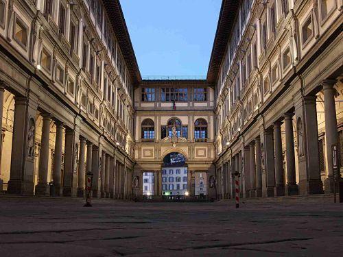 Visita-virtual-Galería-de-los-Uffizi-Florencia