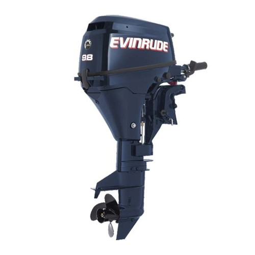 2014 EVINRUDE E10R4 OUTBOARD MOTOR