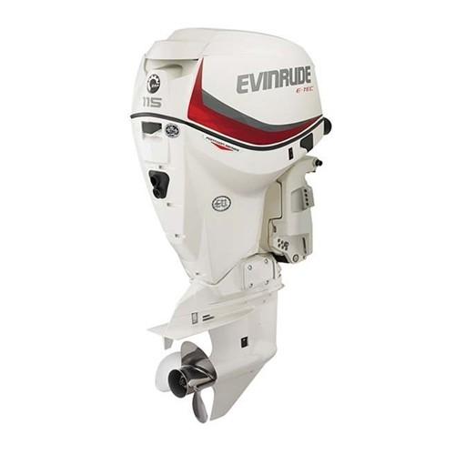 2014 EVINRUDE E115SNL OUTBOARD MOTOR