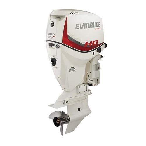 2014 EVINRUDE E135DHX OUTBOARD MOTOR
